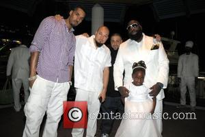 Dr Dre, Cool, Dj Khaled, Rick Ross and His Daughter