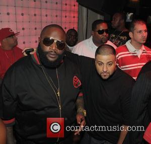 Rick Ross, DJ Khaled, Gil Green and friends