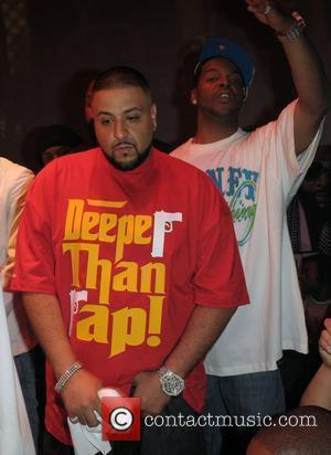 DJ Khaled Album release party for Rick Ross' 'Deeper Than Rap' at club Mansion Miami Beach, Florida - 20.04.09