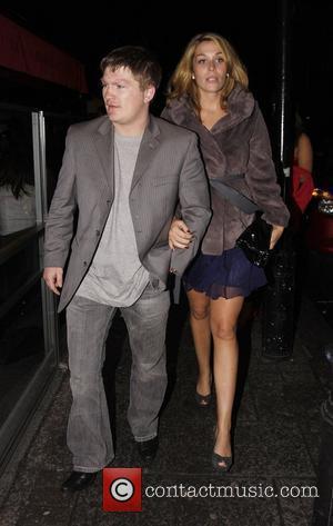 Ricky Hatton and his girlfriend Jennifer Dooley leaving the Embassy nightclub London, England - 16.01.09