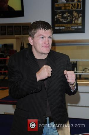 Ricky Hatton launches his new Gym, Hatton Health and Fitness in Hyde Cheshire.Ricky Hatton launches his new Gym, Hatton Health...