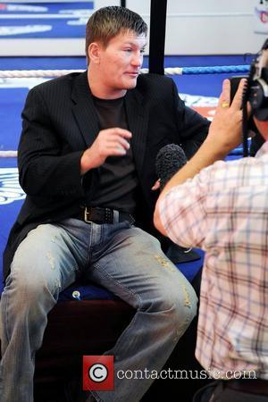 Ricky Hatton launches his new gym Hatton Health and Fitness in Hyde Greater Manchester, England - 12.05.09