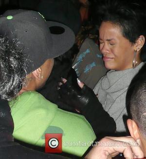 Musicians Rihanna and Rihanna