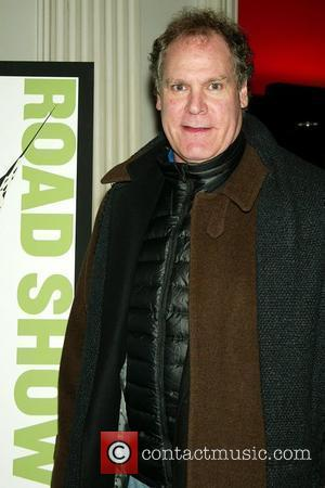 Jay O. Sanders opening night of the new musical 'Road Show' at The Public Theatre New York City, USA -...