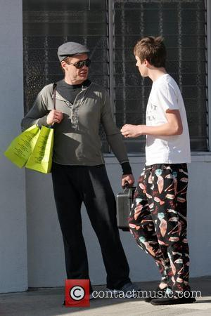 Downey Jr. Taking Tips From Martin