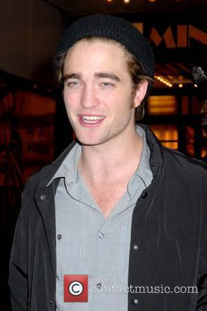 Robert Pattinson and Mtv