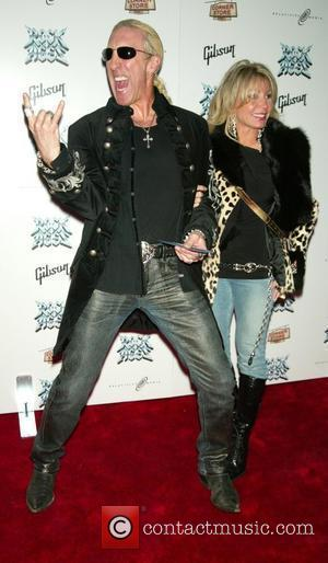 Dee Snider 'Rock of Ages' Broadway Opening Night - Arrivals New York City, USA - 07.04.09