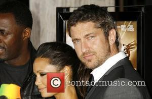 Thandie Newton and Gerard Butler