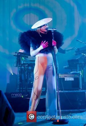Roisin Murphy  perfroming live at the Brixton Academy London, England - 29.11.08