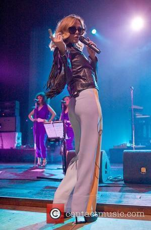 Roisin Murphy  performing live at Coliseu dos Recreios in Lisbon Lisbon, Portugal - 30.10.08