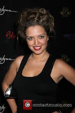 Lauren Storm Royal Plush Clothing hosts a party at Blush nightclub in Wynn Hotel & Casino Las Vegas, Nevada -...