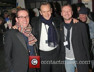 Ben Miller, Alexander Armstrong and John Simm