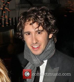 Josh Groban The Royal Variety Performance held at the London Palladium - Departures London, England - 11.12.08