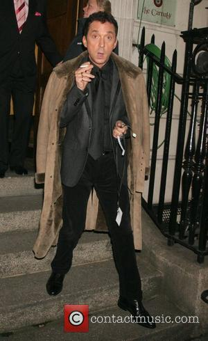 Bruno Tonioli The Royal Variety Performance held at the London Palladium - Departures London, England - 11.12.08