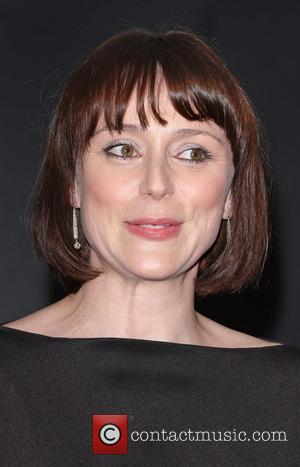 Keeley Hawes Royal Television Society (RTS) Awards held at the Grosvenor House Hotel London, England - 17.03.09