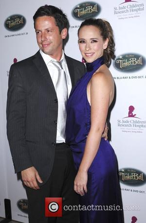 Jennifer Love Hewitt and Ross McCall Hollywood United for the 5th annual runway for life benefiting St. Jude Children's research...