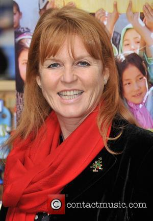 Dragons' Den Panelist, Sarah Ferguson, The Duchess Of York and Theo Paphitis