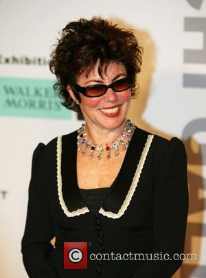 Ruby Wax The opening of the Saatchi Gallery at the Duke of York's Headquarters London, England - 07.10.08