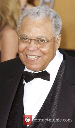 James Earl Jones 15th Annual Screen Actors Guild Awards held at the Shrine Exposition Center - Arrivals Los Angeles, California...