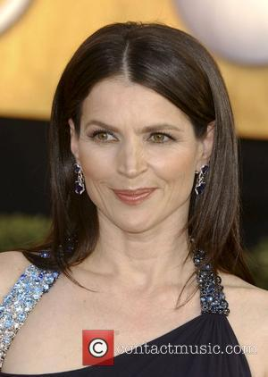Julia Ormond 15th Annual Screen Actors Guild Awards held at the Shrine Exposition Center - Arrivals Los Angeles, California -...