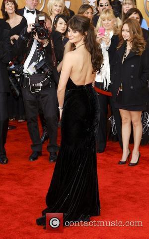 Screen Actors Guild, Penelope Cruz