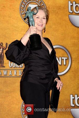 Screen Actors Guild, Meryl Streep