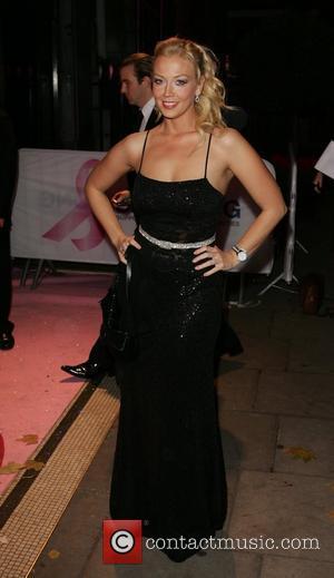 Liz Fuller Samsung Breast Cancer Charity Dinner held at Park Lane Hotel London, England - 05.11.08