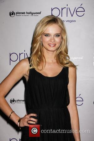 Sara Paxton celebrates her 21st birthday at Prive nightclub inside the Planet Hollywood Resort Casino Las Vegas, Nevada - 08.05.09