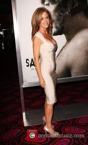 Betsy Russell Saw V Los Angeles World premiere held at Chinese 6 theaters Los Angeles, California - 21.10.08