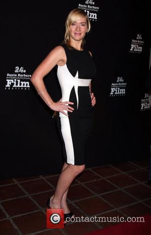 Kate Winslet Santa Barbara International Film Festival - Kate Winslet to receive Montecito Award at the Arlington Theater - Arrivals...