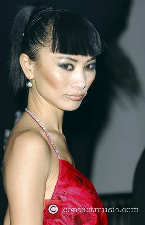 Bai Ling and Kate Winslet