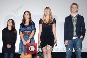 Ariel Gade, Devon Iott, Aimee Teegarden and Kameron Knox