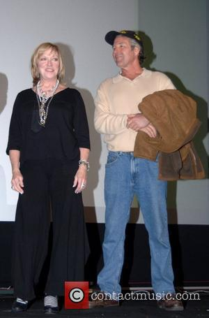 Veronica Cartwright and Timothy Bottoms