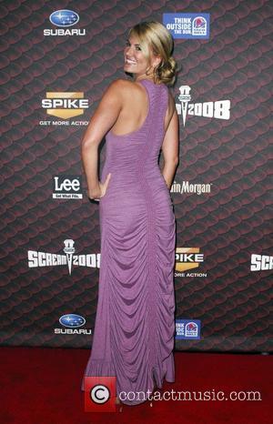 Courtney Hansen Spike TV's Scream 2008 Awards at the Greek Theater, Los Angeles, California - 18.10.08