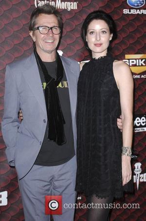 Gary Oldman and Alex Edenborough