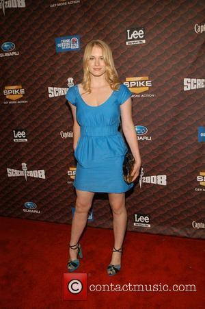 Leven Rambin Spike TV's Scream 2008 Awards at the Greek Theater, Los Angeles, California - 18.10.08