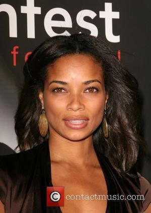 Rochelle Aytes 8th Annual Screamfest Horror Film Festival's Opening Night Party at Hollywood Roosevelt Hotel Los Angeles, California - 10.10.08