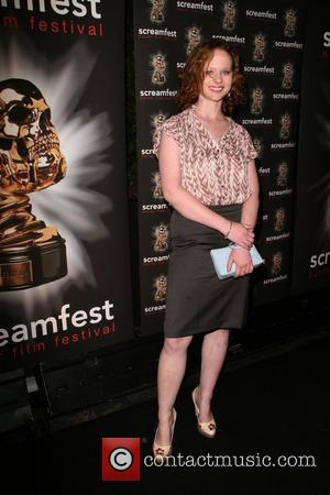 Thora Birch 8th Annual Screamfest Horror Film Festival's Opening Night Party at Hollywood Roosevelt Hotel Los Angeles, California - 10.10.08