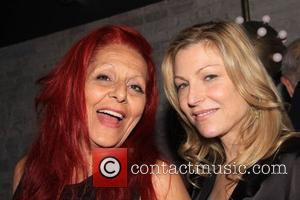 Patricia Field and Tatum O'Neal Legendary vintage boutique Screaming Mimi's 30th anniversary party at Broadway East New York City, USA...