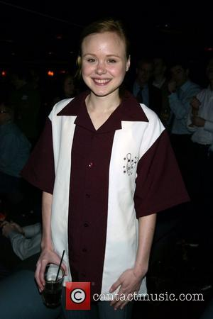 Alison Pill Second Stage Theatre's All-Star Bowling Classic Fundraiser held at Lucky Strike Lanes and Lounge New York City, USA...