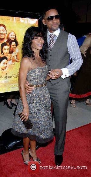 Jada Pinkett-smith and Will Smith