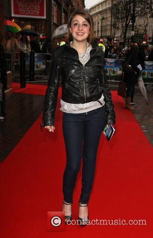 Georgia Groome UK charity premiere of The Secret of Moonacre held at the Vue cinema - arrivals London, England -...