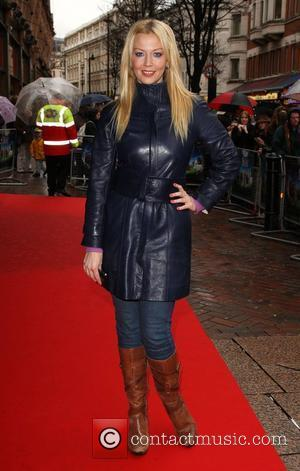Liz Fuller UK charity premiere of The Secret of Moonacre held at the Vue cinema - arrivals London, England -...