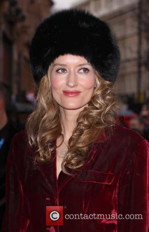 Natascha McElhone UK charity premiere of The Secret of Moonacre held at the Vue cinema - arrivals London, England -...