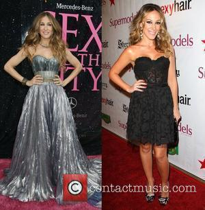 Sarah Jessica Parker and Haylie Duff Separated at birth? - the older Duff sister has a striking resemblance to the...