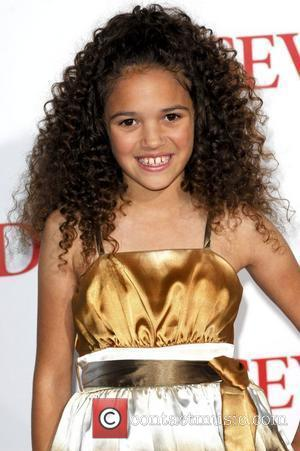 Madison Pettis Los Angeles Premiere of 'Seven Pounds' held at the Mann Village Theatre Westwood, California - 16.12.08