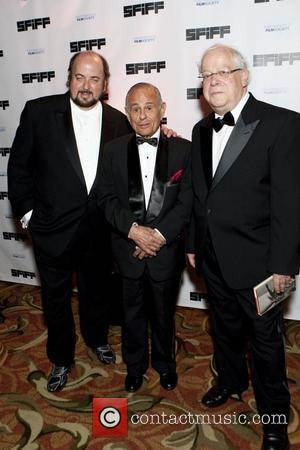 James Toback and Maurice Kanbar