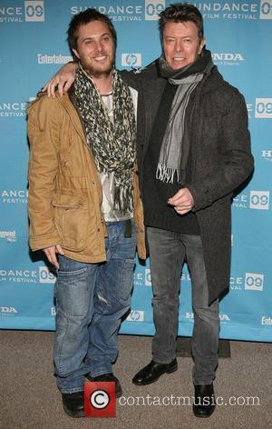 David Bowie and Son Duncan Jones