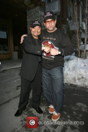 Stephen Baldwin and A Friend