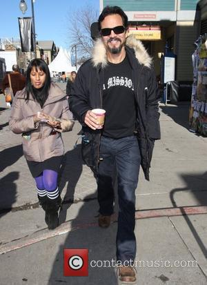 Benjamin Bratt out and about during the 2009 Sundance Film Festival, Day 5 Park City, Utah - 19.01.09